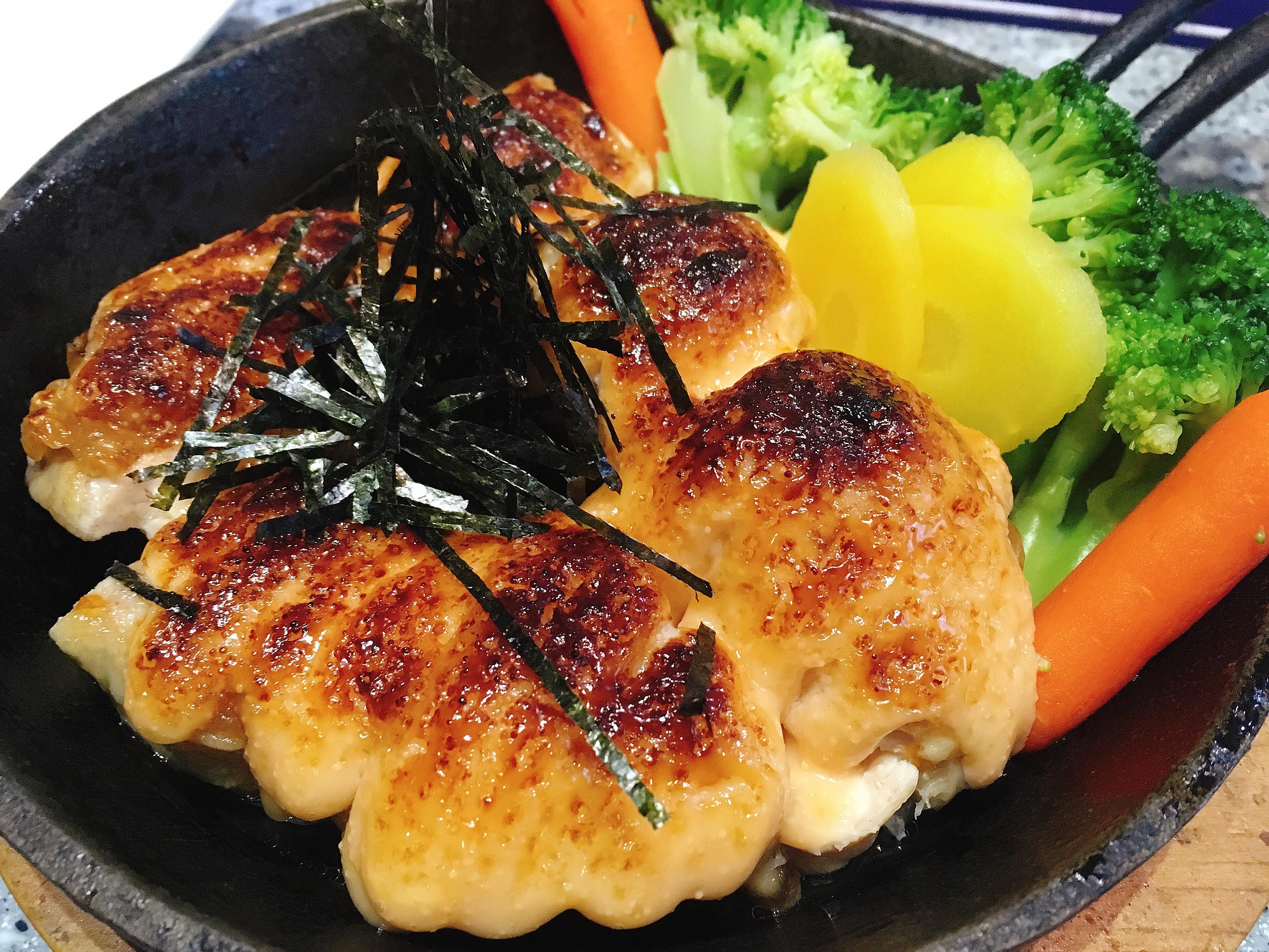 明太子雞排