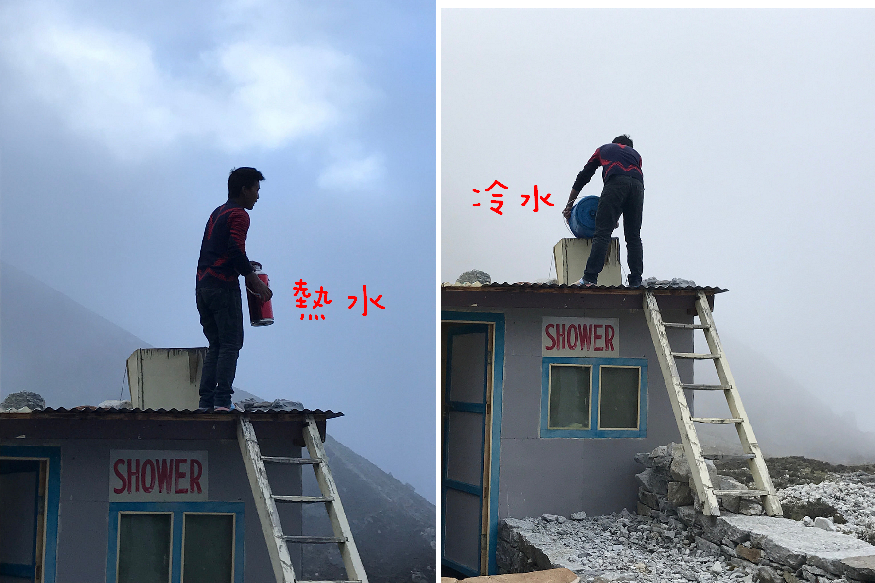 [尼泊爾]聖母峰基地營EBC線上食衣住行懶人包 x 我的喜馬拉雅山脈食記 x 大蒜吐司很有事