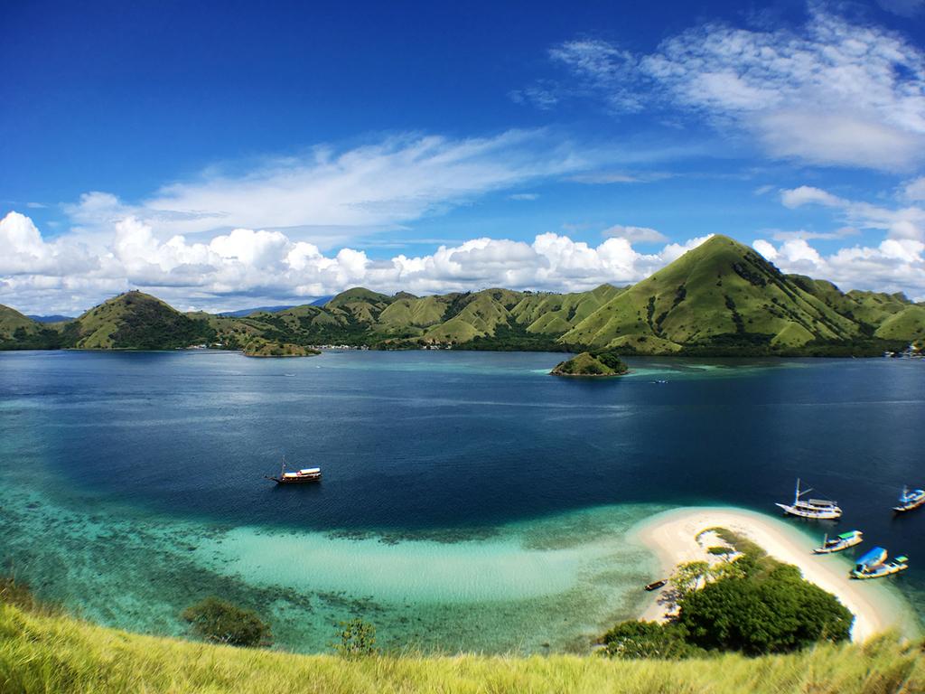 [印尼]藍色大海的《船》說,航向科摩多島(上) @飯糰五號的旅遊狂想+