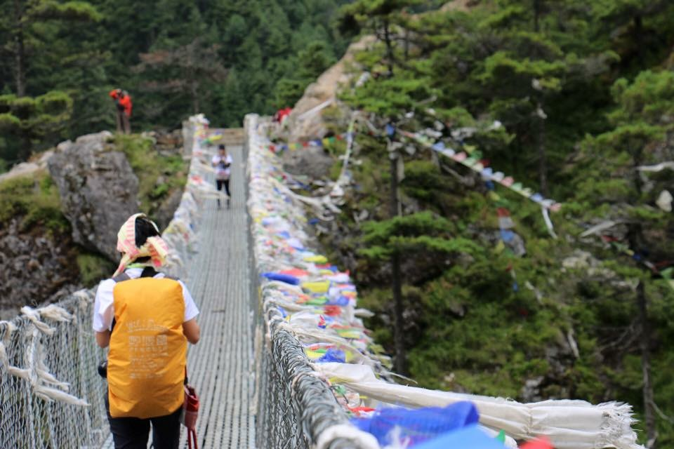 【EBC島峰Gokyo湖】眾神的山嶺,朝聖之路,啟程。Kathmandu-Lukla-Phakding-Namche Bazzar。第1章。 @飯糰五號的旅遊狂想+