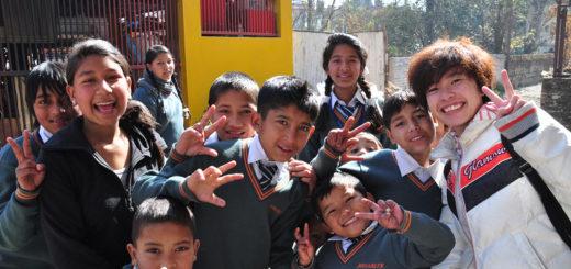 [尼泊爾]多背一公斤。HORAC孤兒院 @飯糰五號的旅遊狂想+