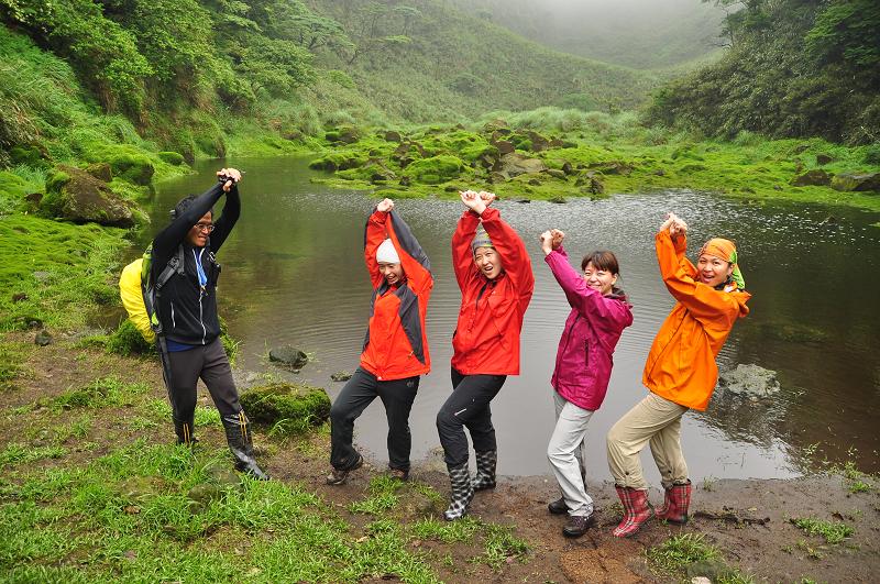 [小百岳]七星池秘境,順走七星山主峰 @飯糰五號的旅遊狂想+