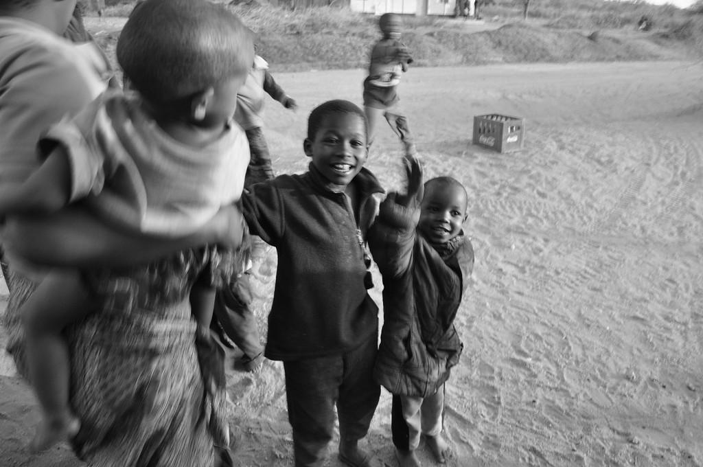 [坦尚尼亞]讓人想一輩子的微笑。 @飯糰五號的旅遊狂想+
