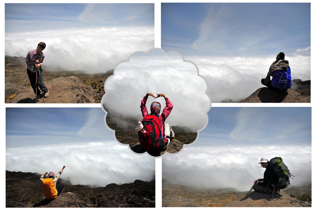 [5895吉峰]走在雲上的那一天-Day2 @飯糰五號的旅遊狂想+