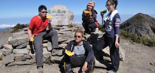 [3886]雪山主峰,祝我生日快樂。 @飯糰五號的旅遊狂想+