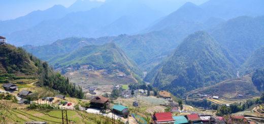 [越南沙壩]徜徉在山中的浪漫 @飯糰五號的旅遊狂想+