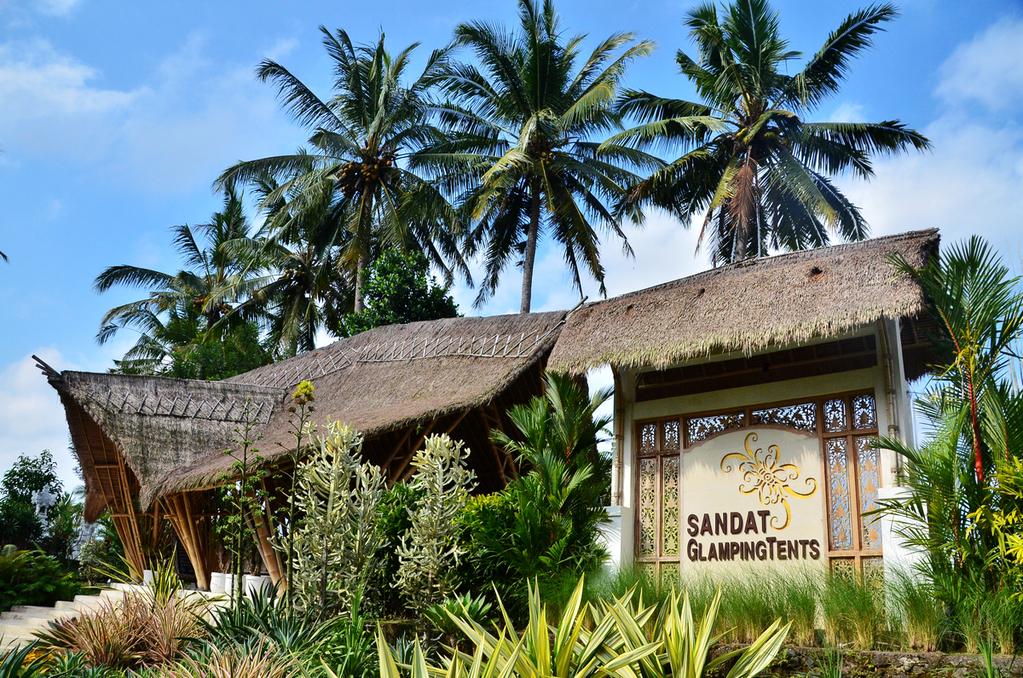 [峇里島]華麗的帳篷旅館,Sandat Glamping Tents @飯糰五號的旅遊狂想+