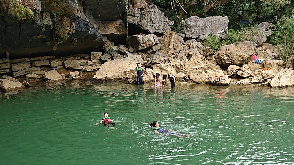 [越南]進入異世界一覽黑洞奇景與石梯田 : Hang Tien Cave & 峰牙探洞秘笈