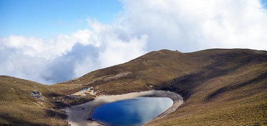 [嘉明湖]我的鼻水,天使的眼淚 @飯糰五號的旅遊狂想+