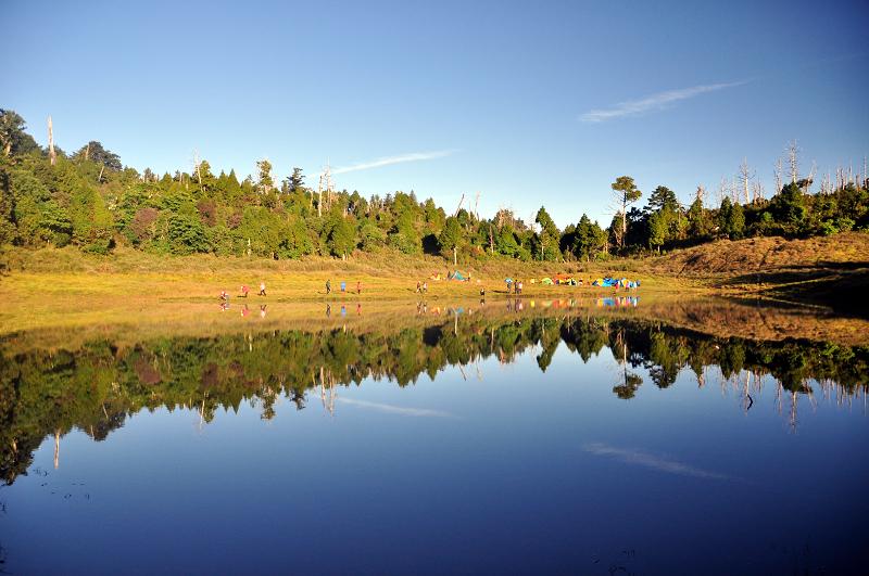 加羅湖與松蘿湖,你比較愛誰?
