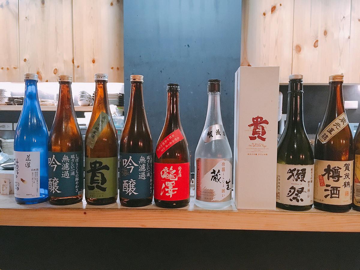 [食記]全台只有7家,神泡啤酒的魅力,啤酒界的米其林認證,樽生達人店-炭匠燒鳥食事處,蘆洲居酒屋就是TA。
