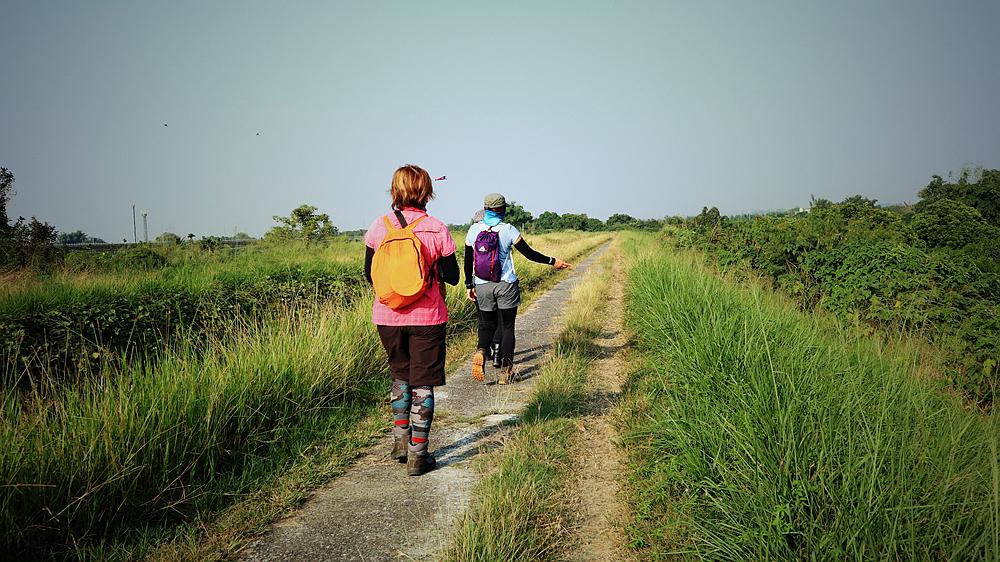 [山海圳]從內海到大圳,第一日56公里的長征。