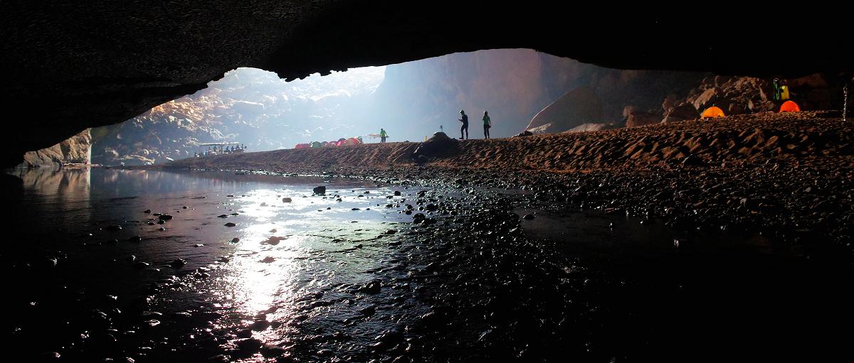 [越南]世界第三大洞穴,直擊史前怪獸,你不知道的恆恩洞大解析