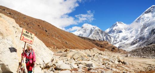 【EBC島峰Gokyo湖】離家出走到最接近神的地方,聖母峰基地營。Dzonglha-Gorak Shep-EBC-Dingboche。第5章。 @飯糰五號的旅遊狂想+