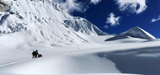 【EBC島峰Gokyo湖】在世界的屋脊大喊王八蛋,17小時的長征,島峰Island Peak 6189m。第6章。(文章有毒,慎入) @飯糰五號的旅遊狂想+