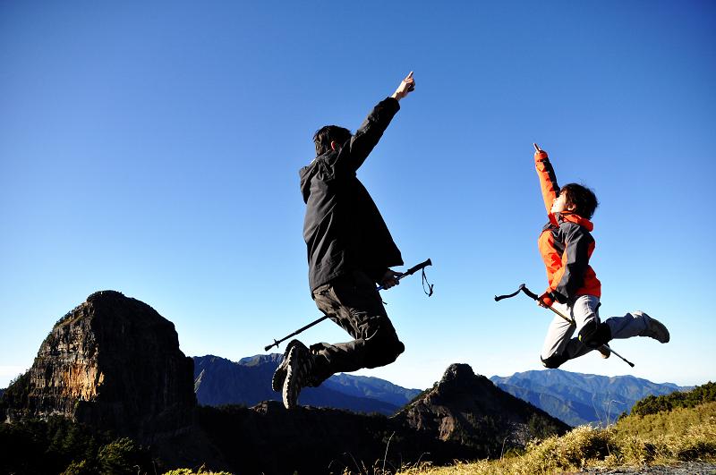 [3492]3天60公里、凌晨2點攝氏3度、1日4座百岳,大霸尖山。 @飯糰五號的旅遊狂想+