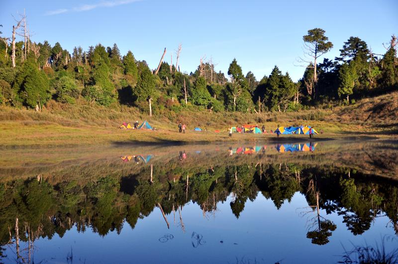 [加羅湖]跟著飯糰的腳步,發現台灣原生之美 @飯糰五號的旅遊狂想+